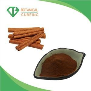 High Natural Flavonoids Cinnamaldehyde 10%, Polyphenol 10% Cinnamon Bark Extract